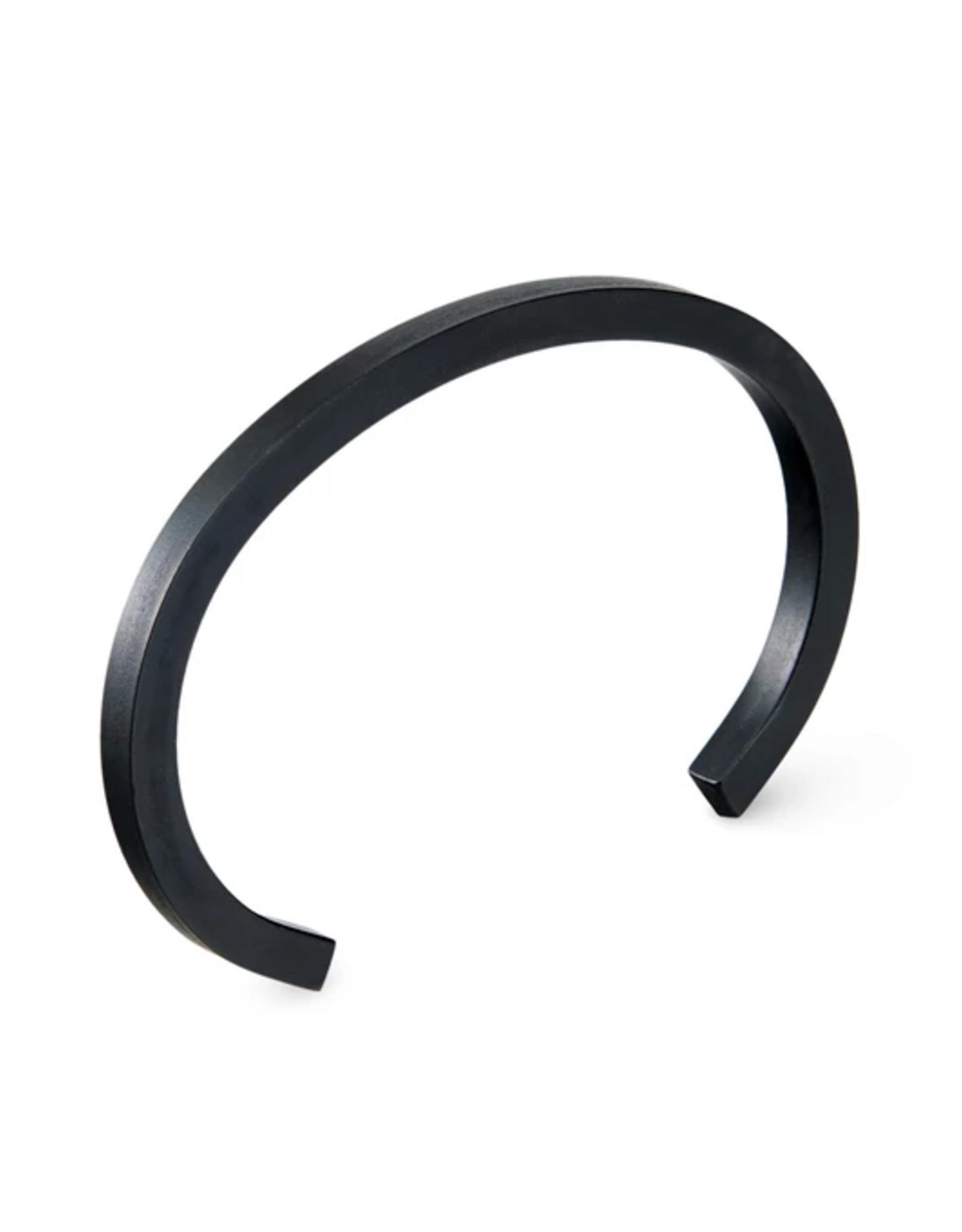 Craighill Uniform Square Cuff - Carbon Black
