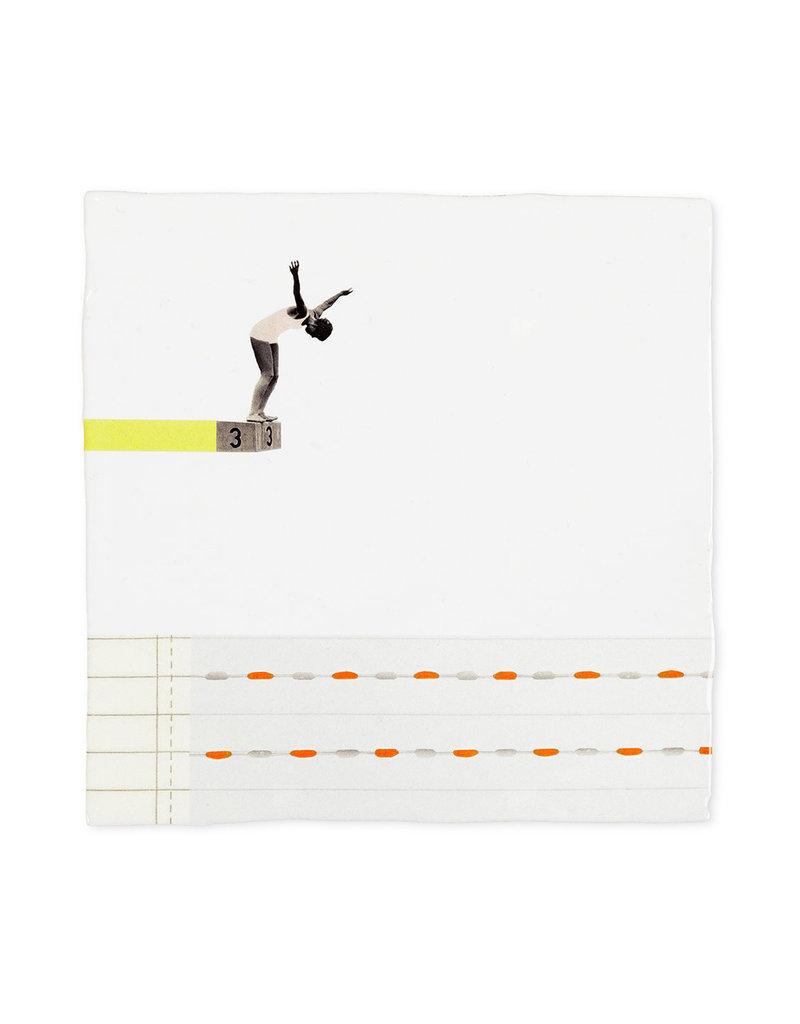 """StoryTiles """"a leap of faith"""" Tile"""