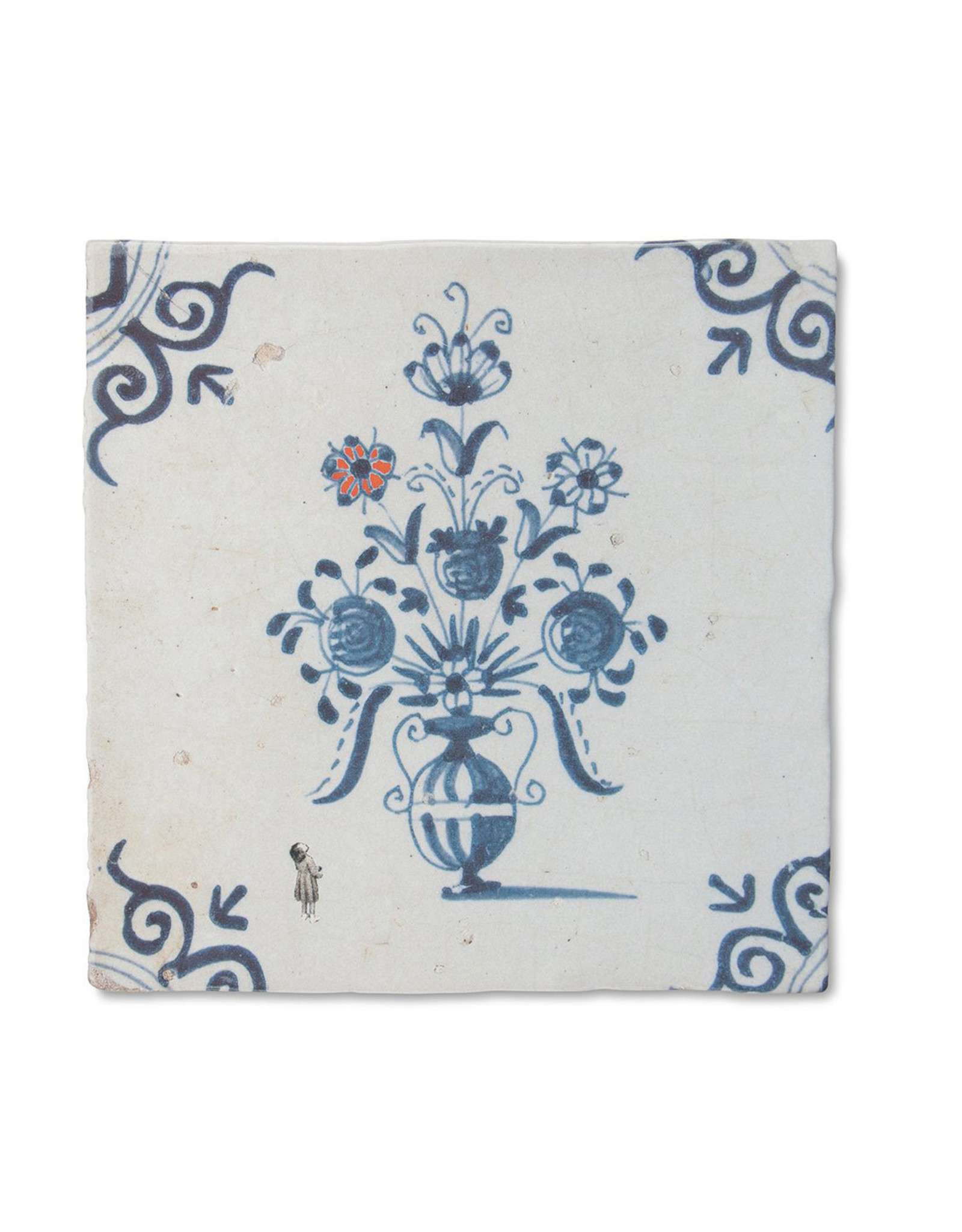 "StoryTiles ""the rose picker"" Tile"