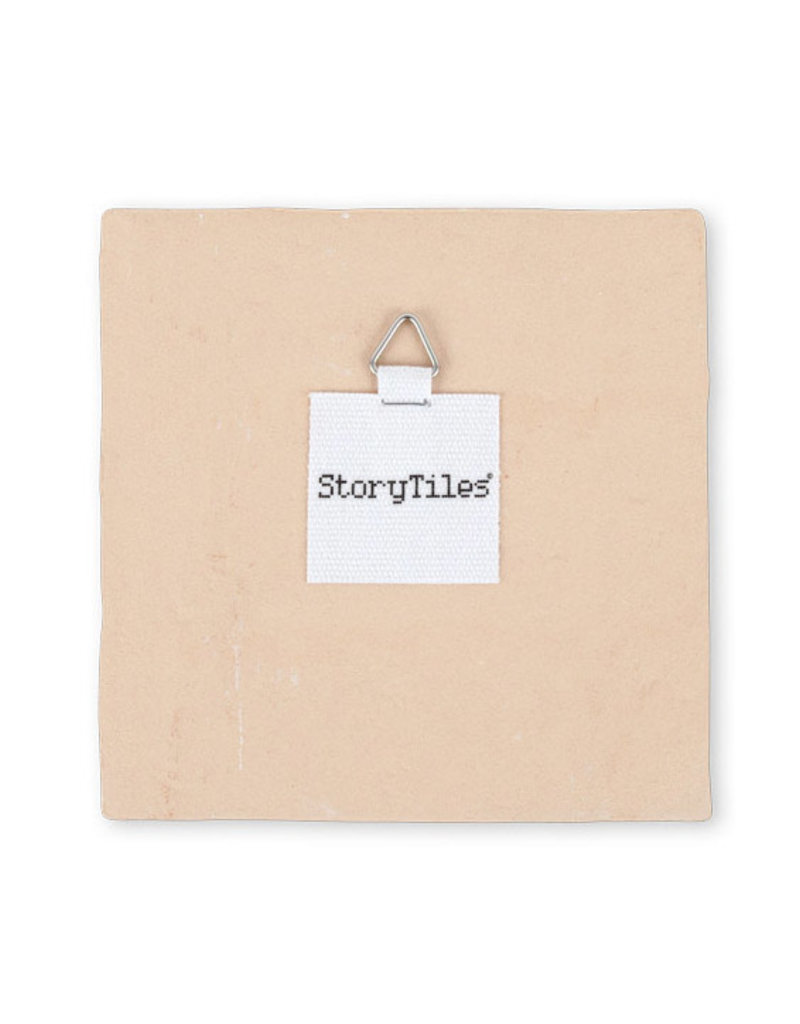 """StoryTiles """"it's a baby girl"""" Tile"""