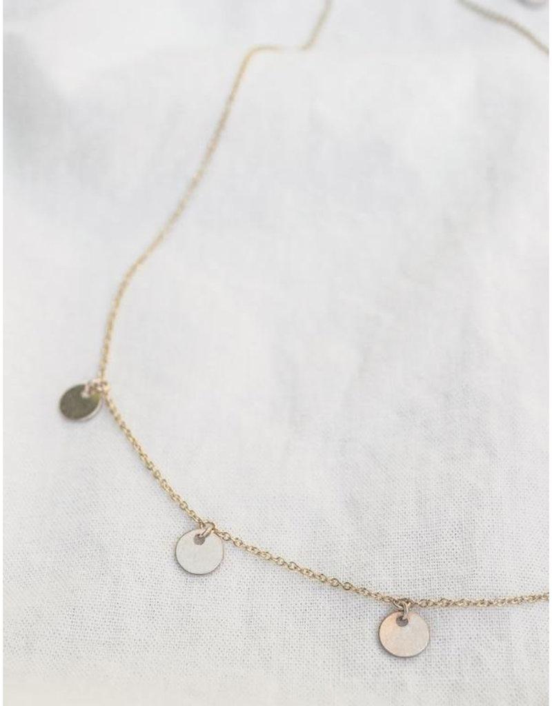 Hart + Stone Aspen Necklace - Gold Fill