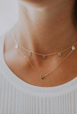 Hart + Stone Aspen Necklace - Gold Fill