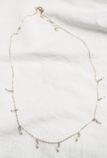 Hart + Stone Cape Necklace - Gold Fill