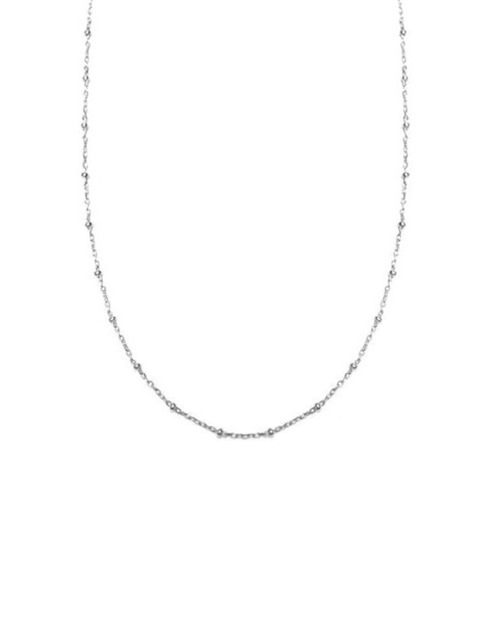 Hart + Stone Dotted Necklace - Sterling Silver