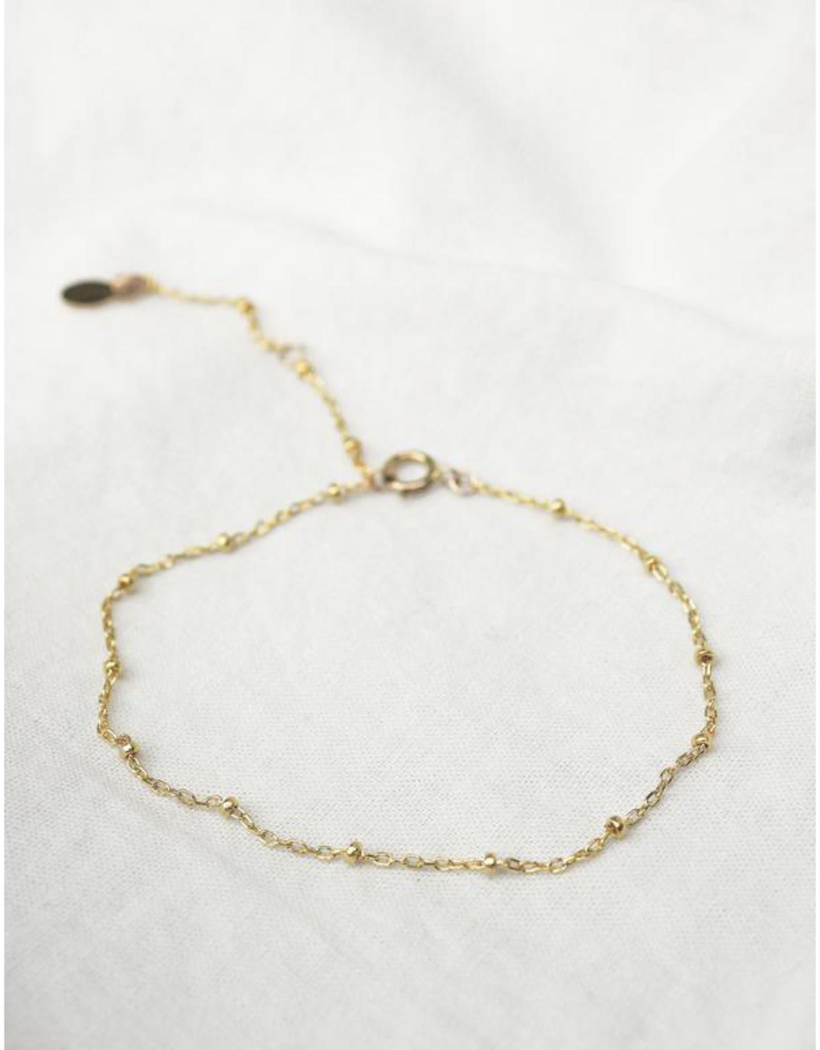 Hart + Stone Dotted Bracelet - Sterling Silver