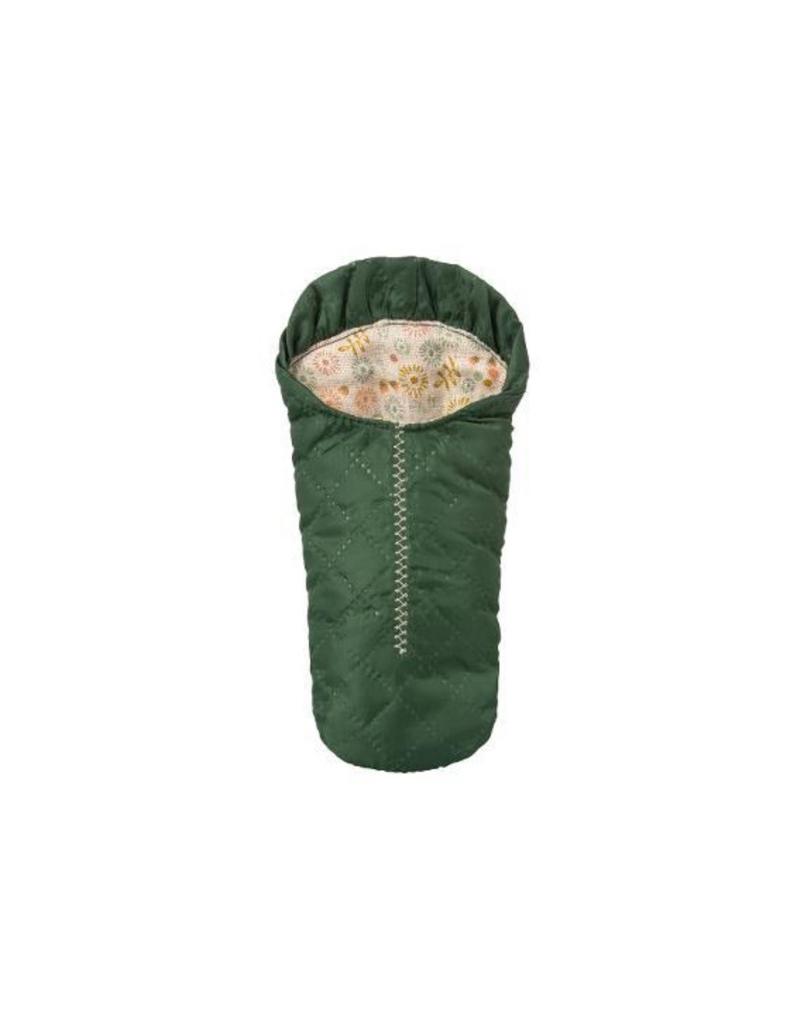 Maileg Mouse Sleeping Bag - Green