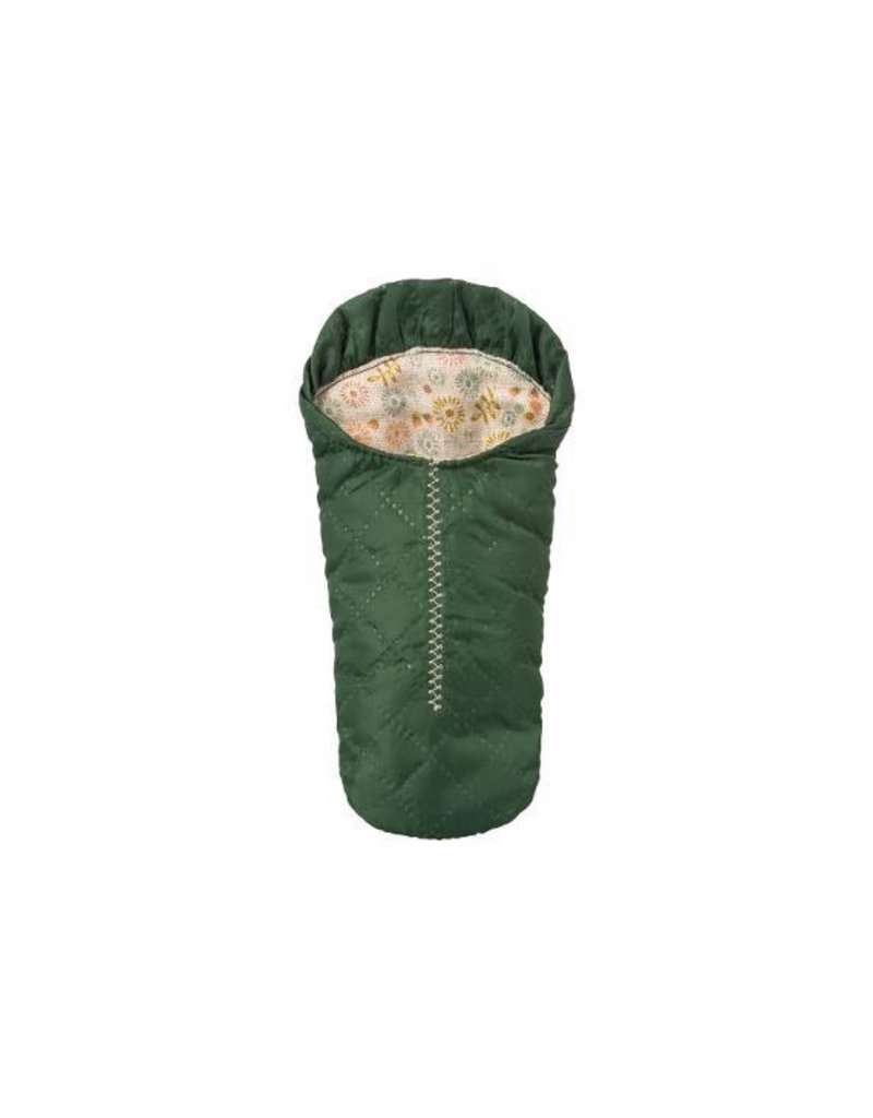 Maileg Mouse Sleeping Bag - Green
