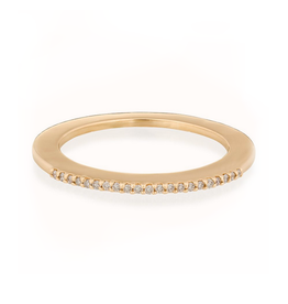 Celine Daoust Diamond Disc Ring