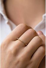 Celine Daoust Diamond Disc Ring