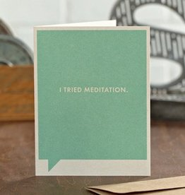 Frank & Funny Meditation (Just For Laughs)