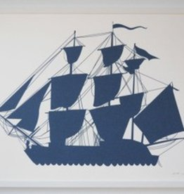 Banquet Atelier & Workshop Tall Ship - Poster