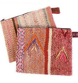 Bluma Project Vintage Peruvian Pouch - Grande