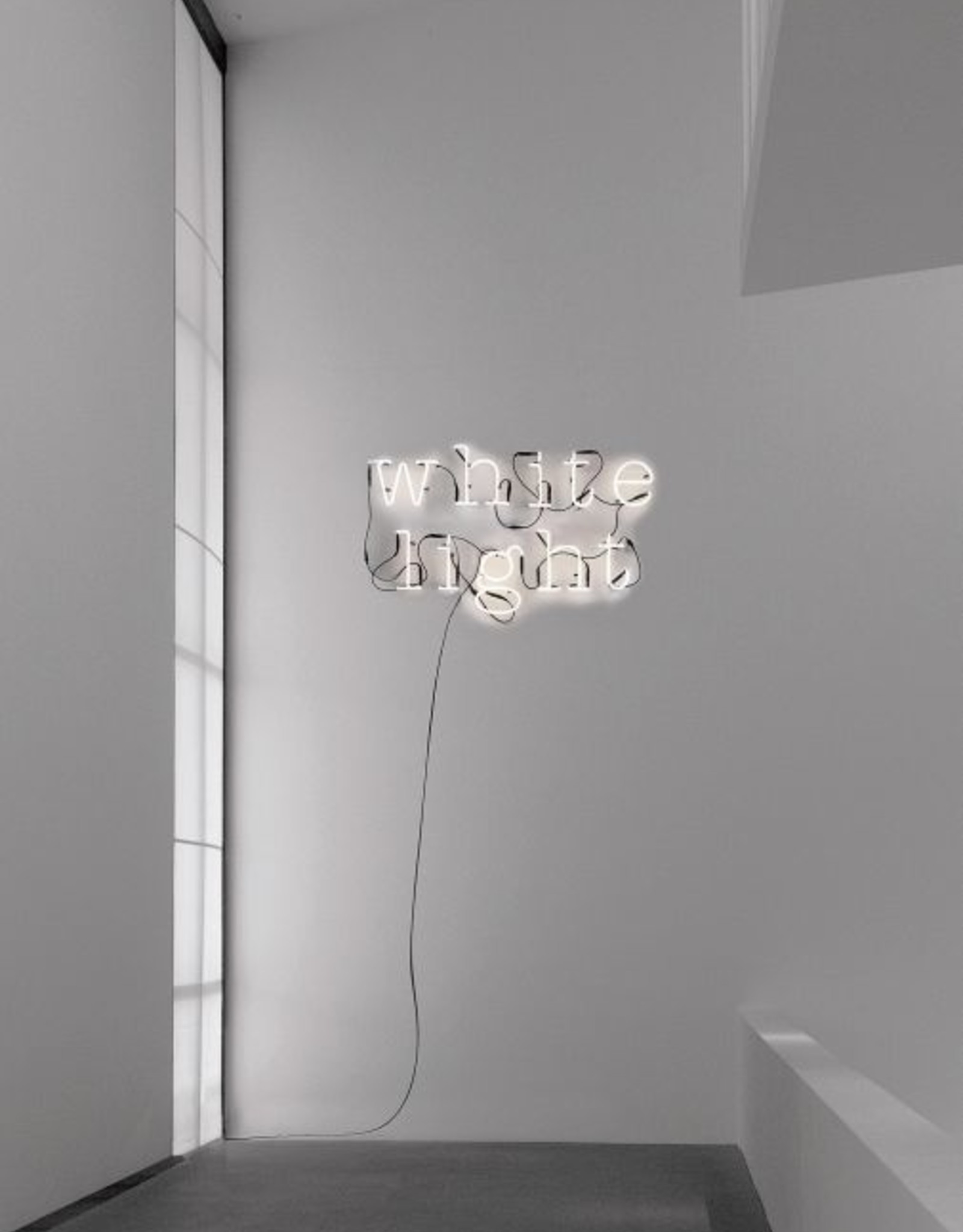 Seletti Neon Font Lamp - i