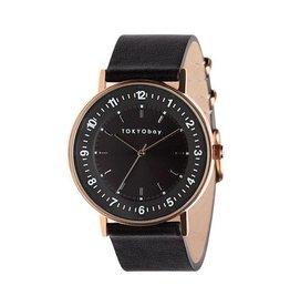 TOKYObay Infinity Watch - Black