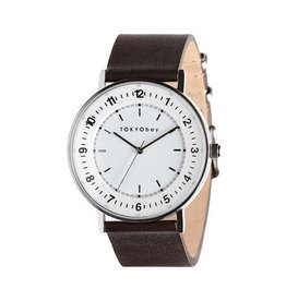 TOKYObay Infinity Watch - White