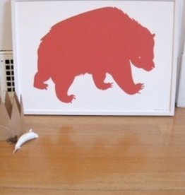 Banquet Atelier & Workshop Red Bear - Poster