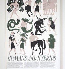 Banquet Atelier & Workshop Humans & Hybrids - Poster
