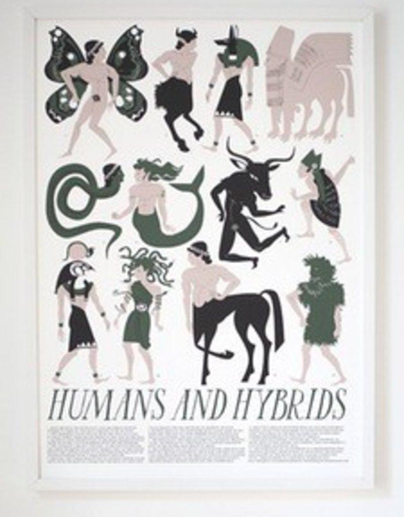 Banquet Atelier & Workshop Humans + Hybrids Art Print