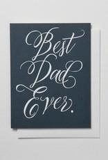 Banquet Atelier & Workshop Best Dad Ever - Note Card