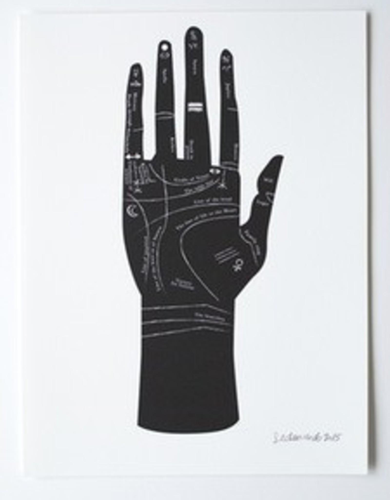 Banquet Atelier & Workshop Palmistry Art Print