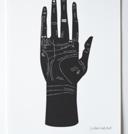 Banquet Atelier & Workshop Palmistry Art Print