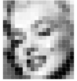 IXXI Marilyn Monroe - Pixelated