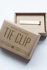"""IZOLA """"Tie One On"""" Tie Clip"""