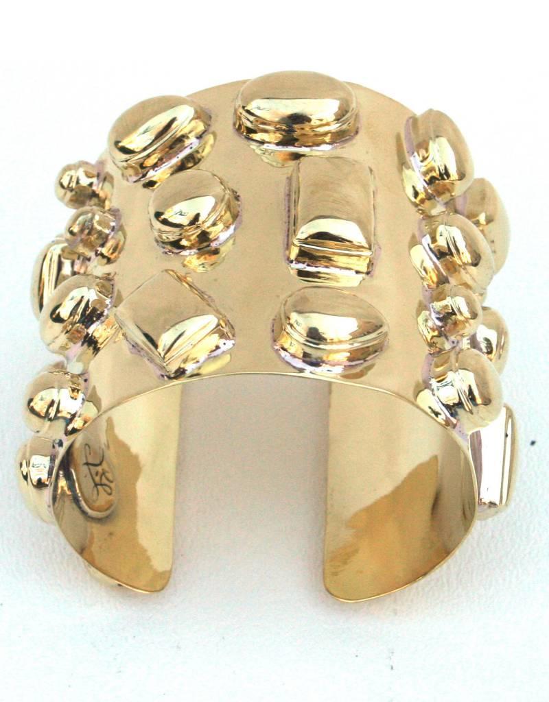 Addison Weeks Bendall Cuff - All Gold