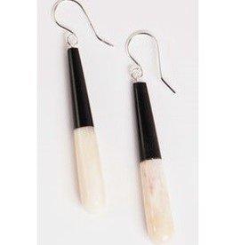 MooMoo Designs Araka Tear Drop Earrings