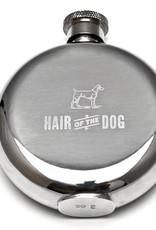 "IZOLA ""Hair of the Dog"" - 3oz. Flask"