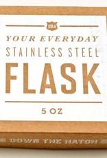 "IZOLA ""Put Some Hair... Chest"" - 5 oz. Flask"