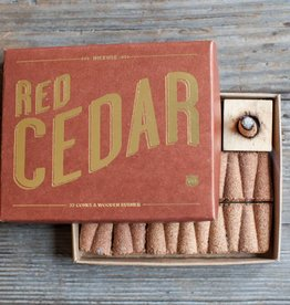 IZOLA Incense - Red Cedar