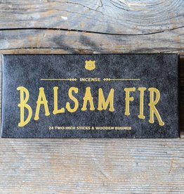IZOLA Incense - Balsam Fir
