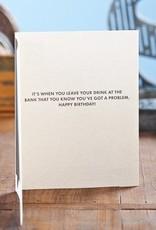 Frank & Funny Drinking Problem (Happy Birthday)