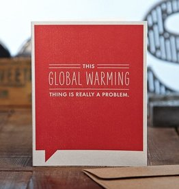 Frank & Funny Global Warming (Just For Laughs)