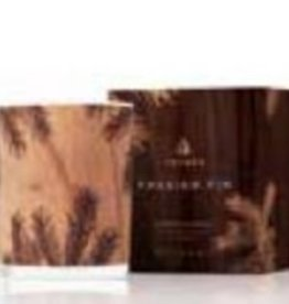 Thymes Frasier Fir Candle - Wood Design