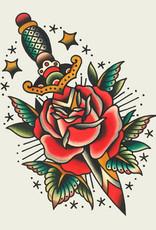 IXXI Colorful Rose - 60cm x 80cm