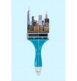 IXXI New York City Brush