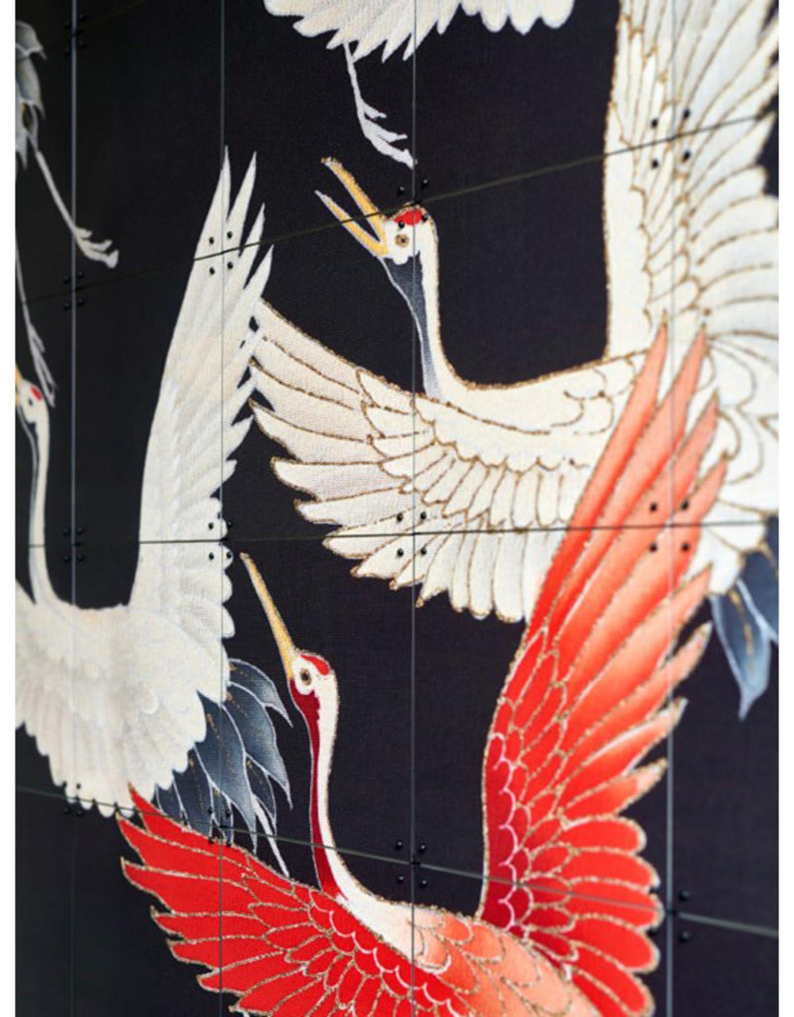 IXXI Kimono with Cranes (Double-Sided) - 120cm x 160cm