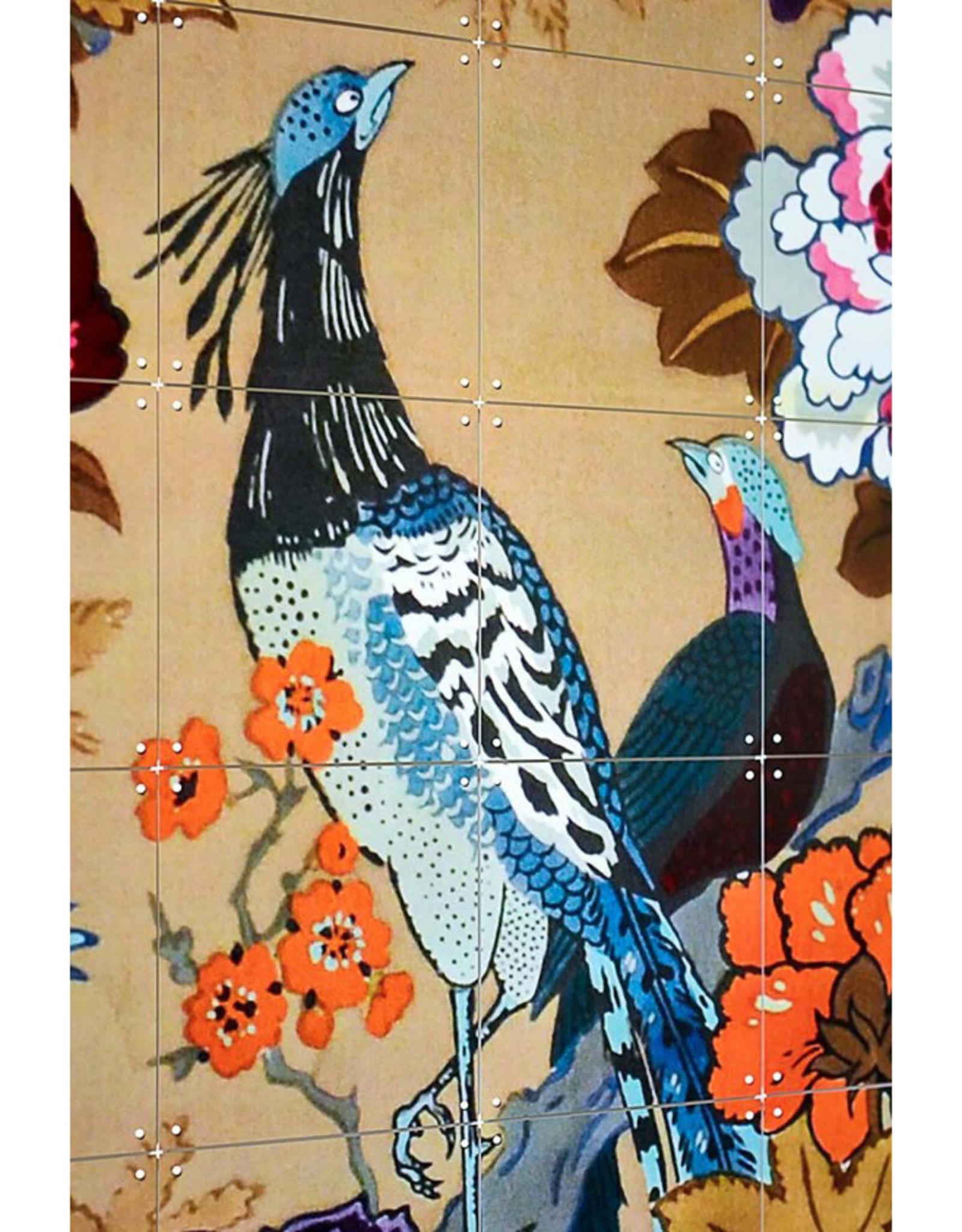 IXXI Tropical Birds - 120cm x 160cm