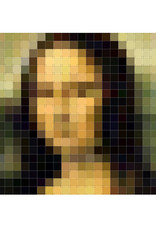 IXXI Pixelated Mona Lisa - 200cm x 200cm