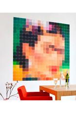 IXXI Pixelated Frida Kahlo - 200cm x 200cm