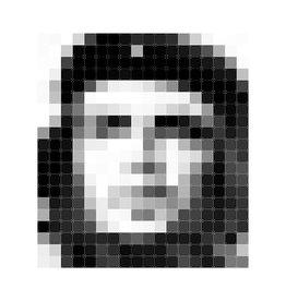 IXXI OPEN BOX - Pixelated Che Guevara - 50% OFF