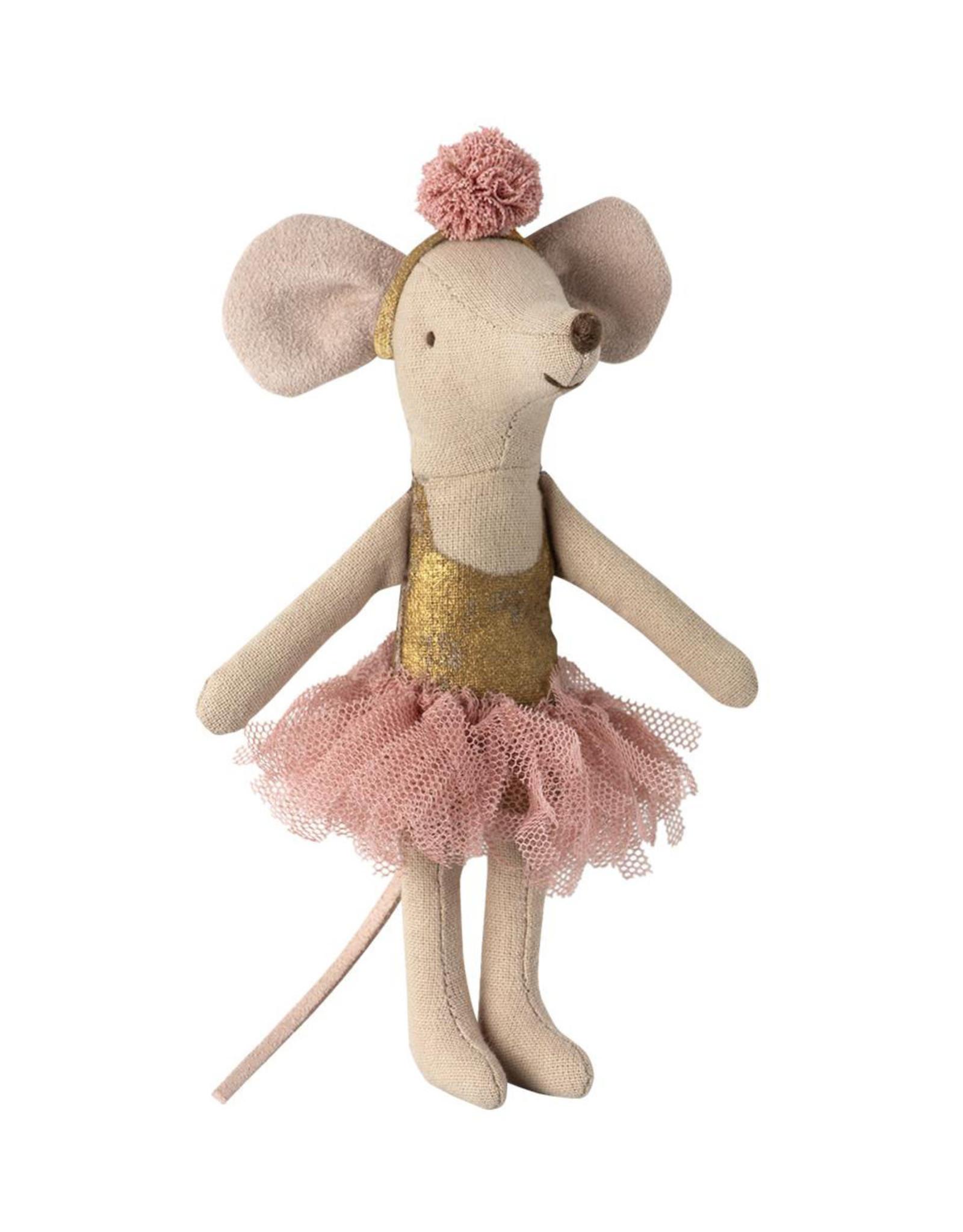 Maileg Dance Room + Dance Big Sister Mouse