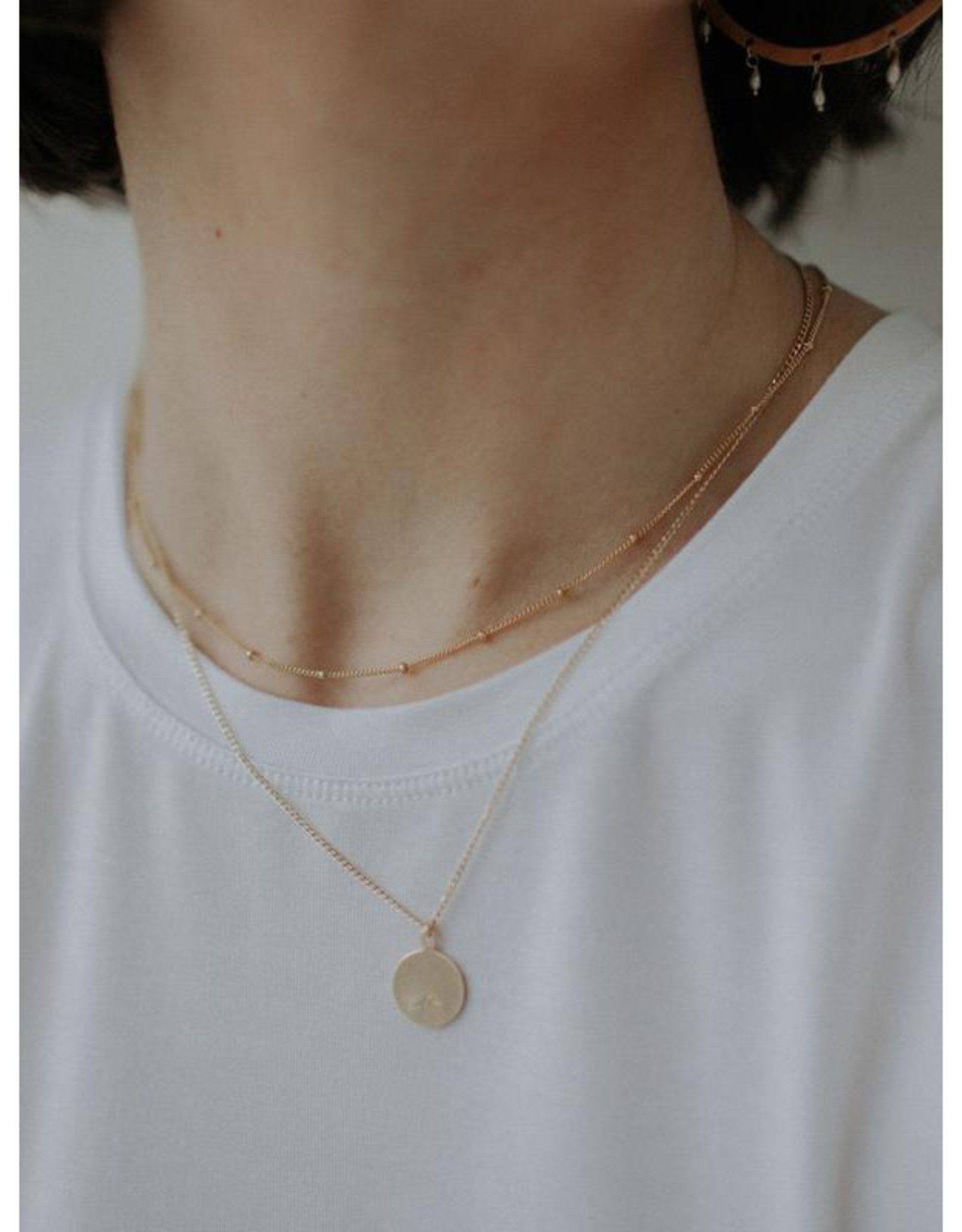 Hart + Stone Silver Juno Necklace -