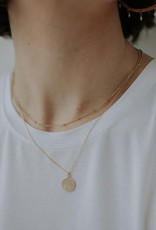 Hart + Stone Gold Juno Necklace -