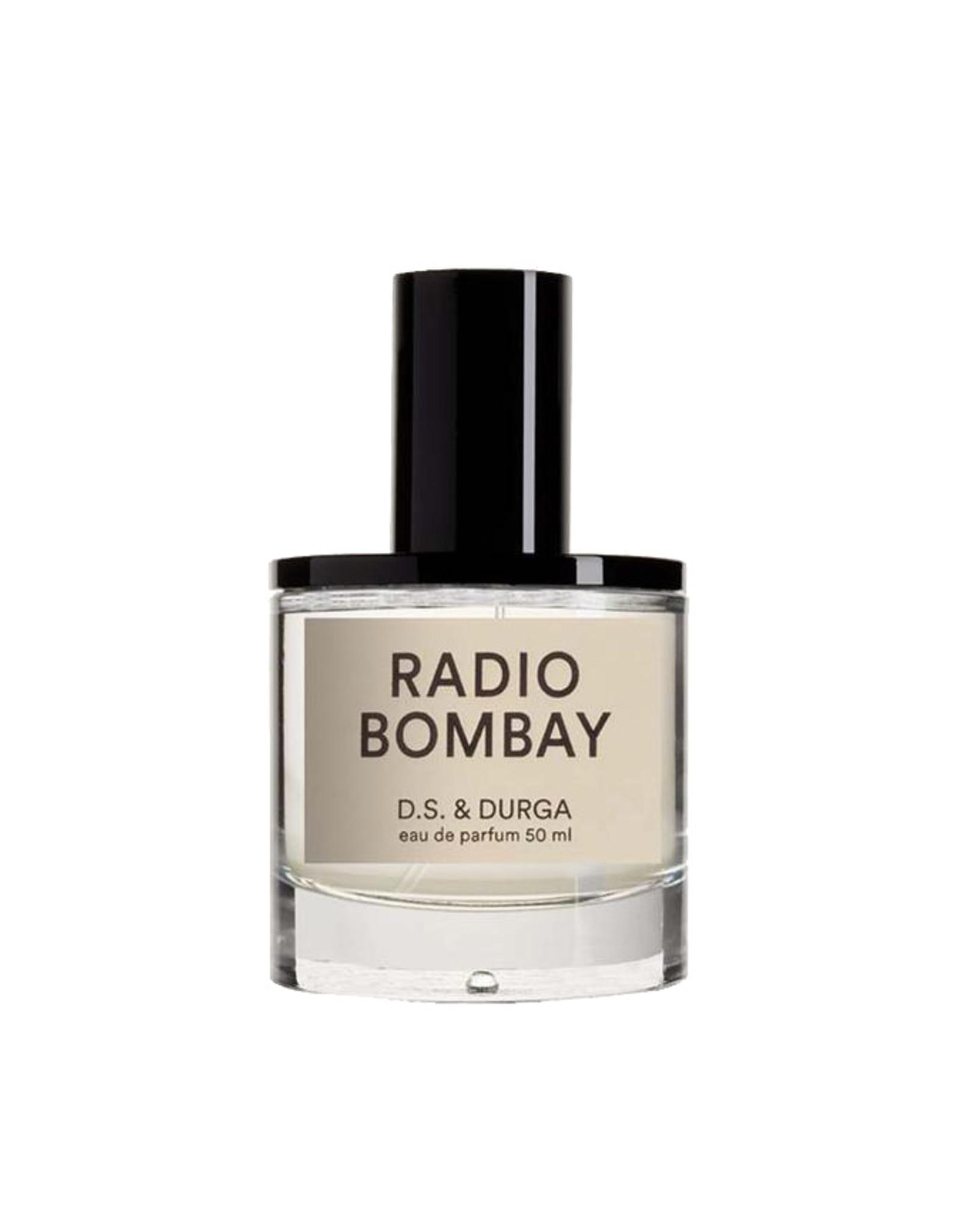 D.S. & DURGA Radio Bombay - Eau de Parfum - 50mL