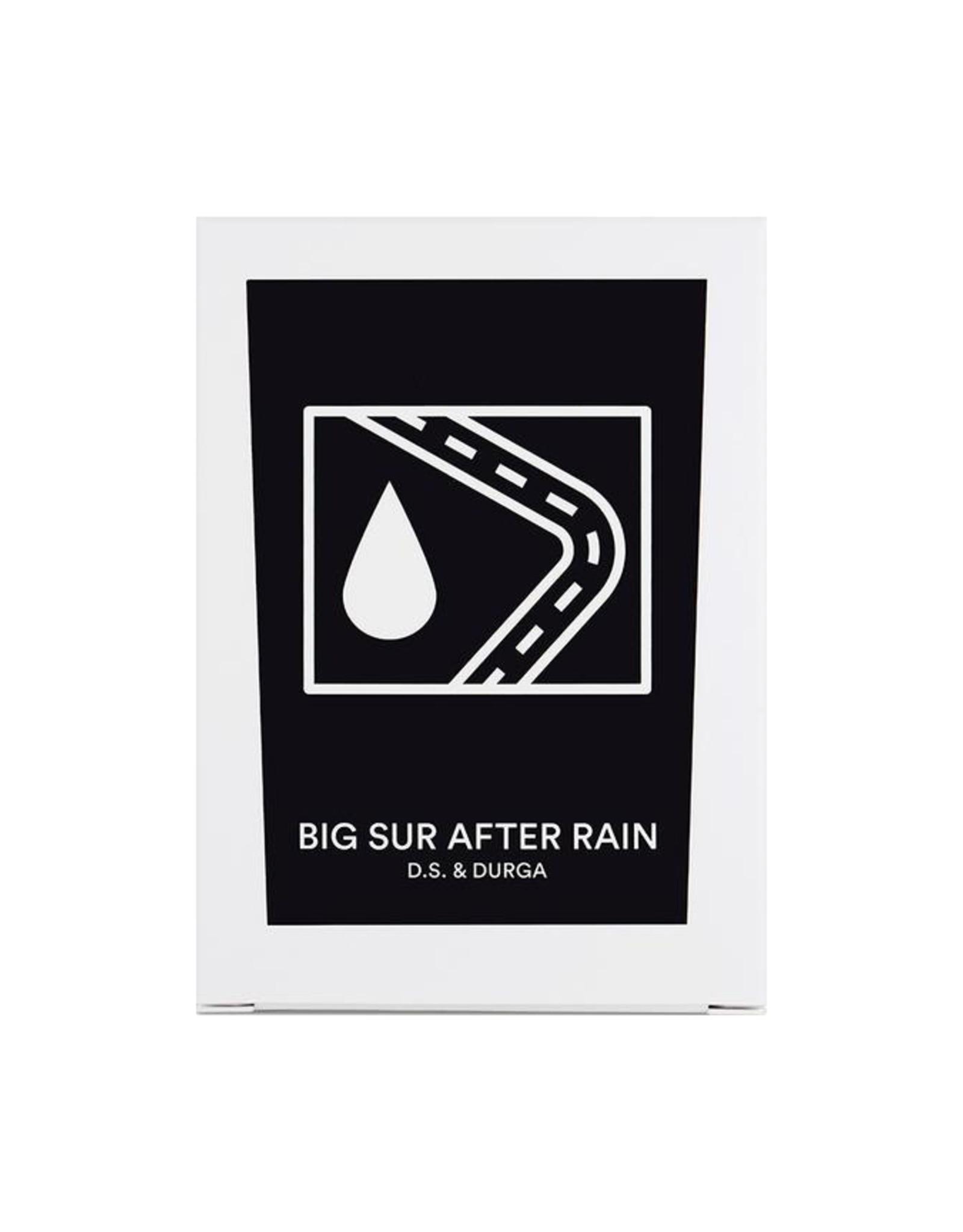 D.S. & DURGA Big Sur After Rain - Candle - 7oz.