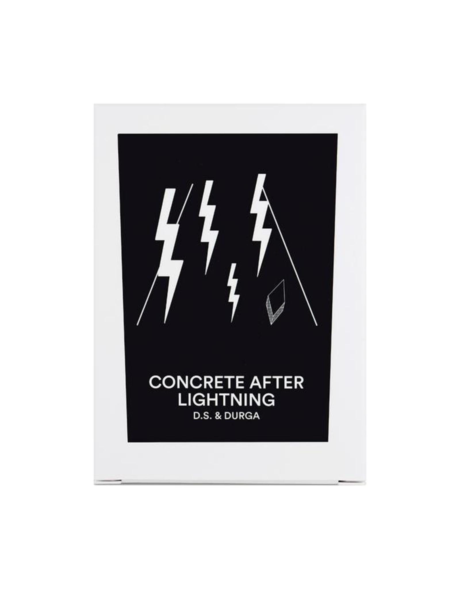 D.S. & DURGA Concrete After Lightning - Candle - 7oz.