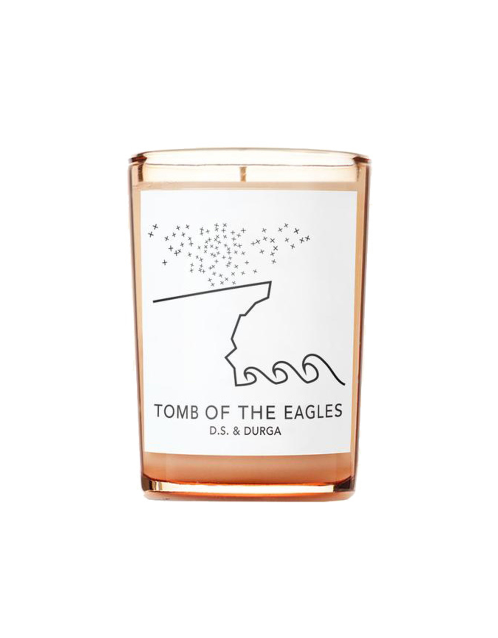 D.S. & DURGA Tomb of the Eagles - Candle - 7oz.